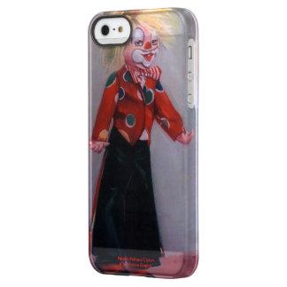 Clown/Pallaso/Clown Permafrost® iPhone SE/5/5s Case