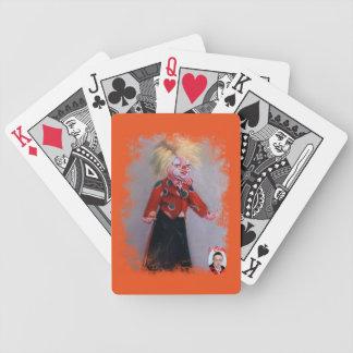 Clown/Pallaso/Clown Poker Deck