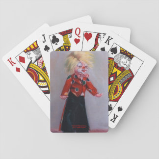 Clown/Pallaso/Clown Poker Deck
