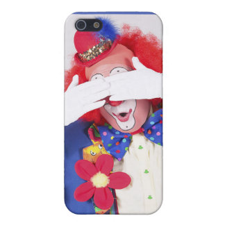 Clown Peekaboo iPhone 5/5S Covers