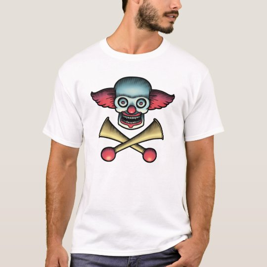 clown-pir-T T-Shirt