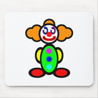 Clown (plain) mouse mat