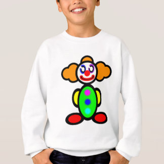 Clown (plain) sweatshirt