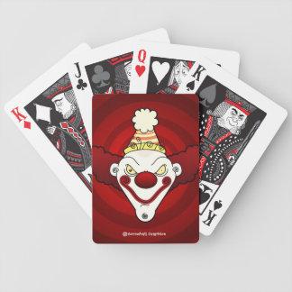 Clown! Poker Deck