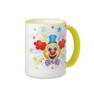 Clown Ringer Mug