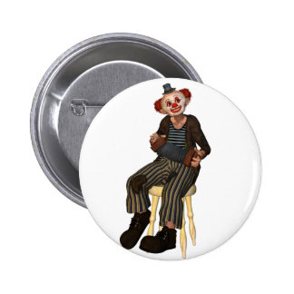 Clown Sitting Buttons