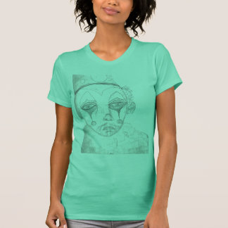 Clown Sketch T-Shirt
