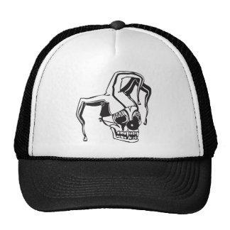 Clown Skull Cap