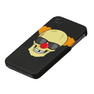 Clown Skull iPhone Case Covers For iPhone 4