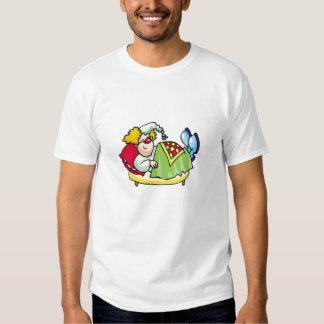clown t shirt