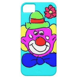 Clown Tótó II iPhone 5 Covers