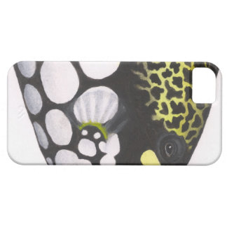 Clown Triggerfish iPhone 5 Case