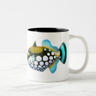 Clown Triggerfish Mug