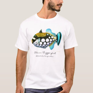 Clown Triggerfish T-Shirt