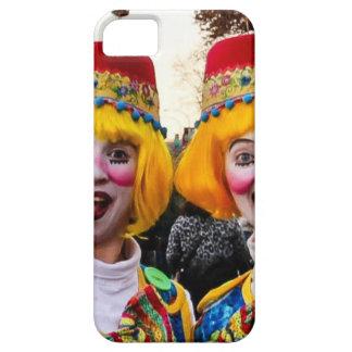 Clown Twiins iPhone 5 Cases