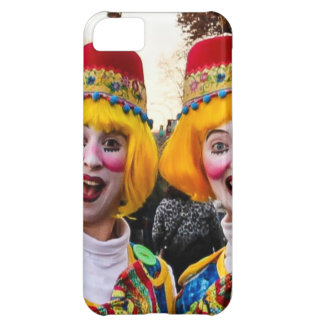 Clown Twiins iPhone 5C Case