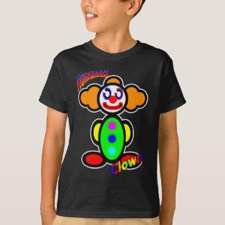 Clown (with logos) T-Shirt
