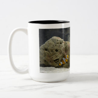 Clownfish and Prawn Mug