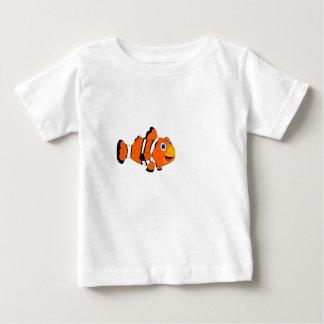 Clownfish Baby T-Shirt