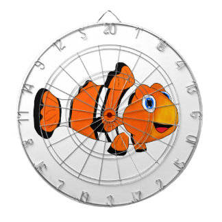 Clownfish Dartboard