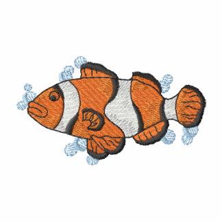 Clownfish Embroidered Shirt