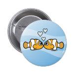 Clownfish Love Pin