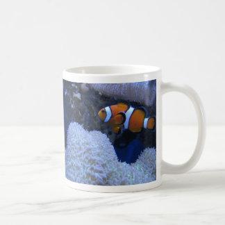 Clownfish Basic White Mug