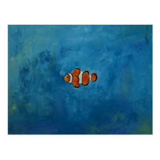 Clownfish Postcard
