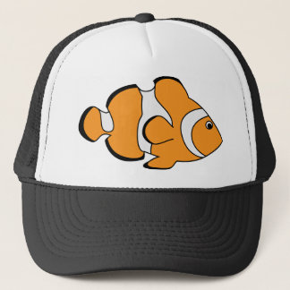 Clownfish Trucker Hat