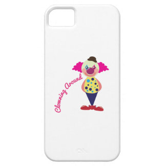 Clowning Around iPhone 5 Cover