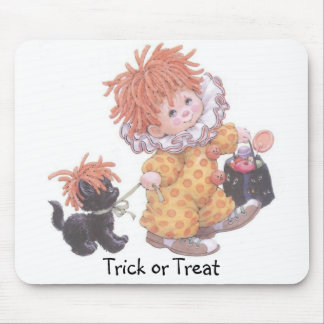 Clowning Around For Candy!- Collector Mousepad