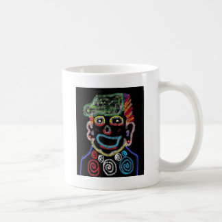 clowning mug