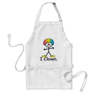 Clowning Standard Apron