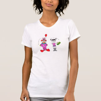 Clowns are creepy T-Shirt