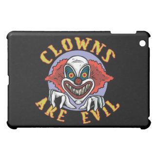 Clowns Are Evil Case For The iPad Mini
