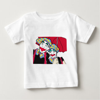 Clowns Baby T-Shirt