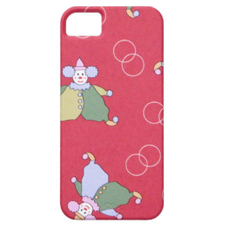 clowns iPhone 5 cases