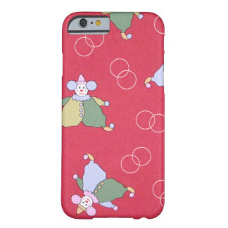 clowns barely there iPhone 6 case