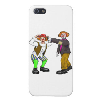 Clowns Case For iPhone 5/5S