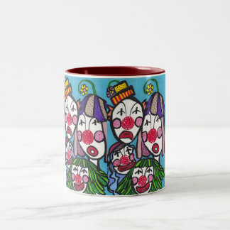Clowns Coffee Mugs