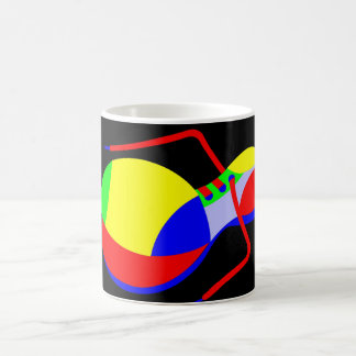 Clown's Shoe Coffee Mug