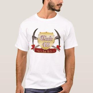 Club 49 Ladies AA Cotton Spandex Top