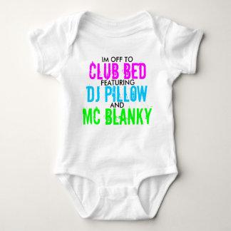 Club Bed T Shirt