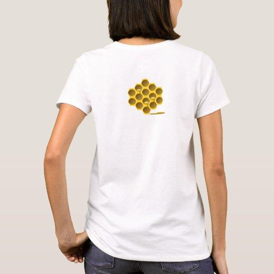 Club Bee Dance Women's Basic T-Shirt