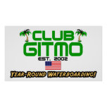 Club Gitmo Poster