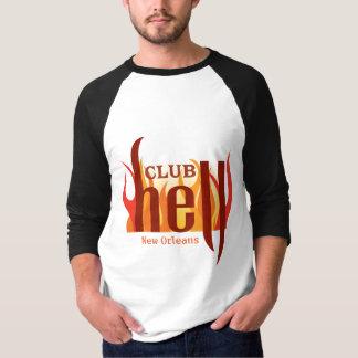 Club Hell Men'sT-Shirt 2 T-Shirt