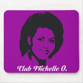 Club Michelle Mousepad in  Amethyst Purple.