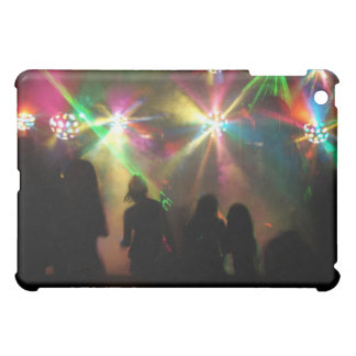 Club Party Crowd Neon Lights Party Cover For The iPad Mini