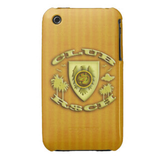 CLUB R$CH iPhone 3 COVER