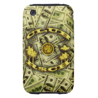 CLUB R$CH Money iPhone 3 Tough Cases